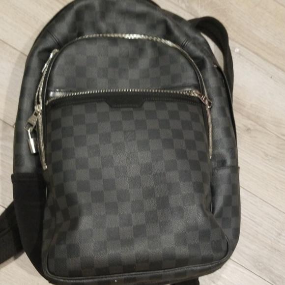 7016a8c6e1ba Louis Vuitton Other - Louis Vuitton DAMIER men s Backpacks